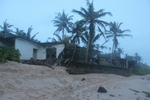 Effects of the Tsunami 2004